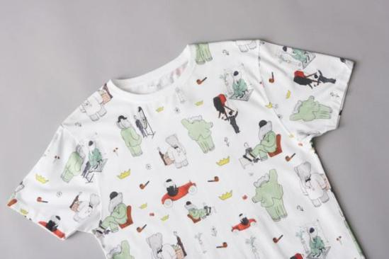 Soulland x Babar 'The Elephant' Collection