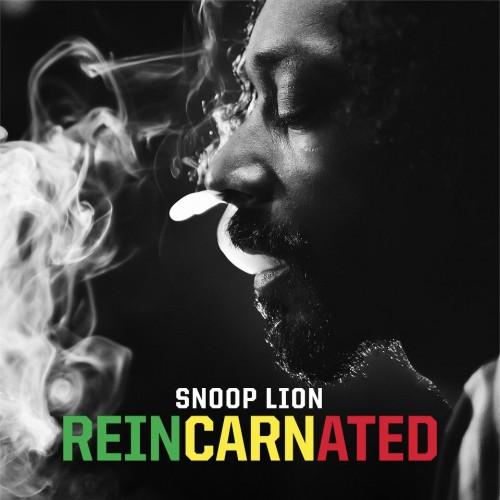 Snoop Lion – Reincarnated (Album Cover)