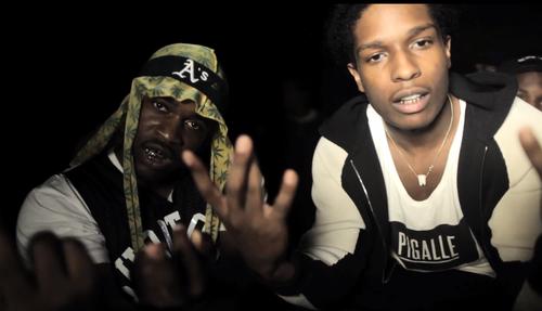 New Music | A$AP Rocky & A$AP Ferg – Max Julien