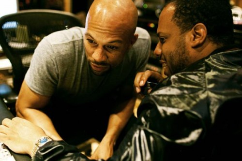 New Music   Cocaine 80s feat. Common, James Fauntleroy - Congratulations (Prod. By No I.D.)