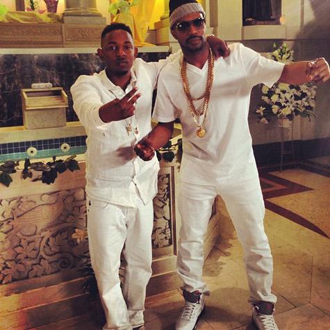 On The Set: Kendrick Lamar – 'B**ch, Don't Kill My Vibe'