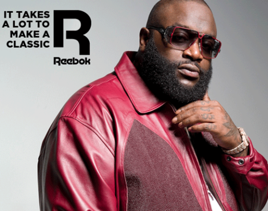 Reebok Cancels Partnership With Rick Ross