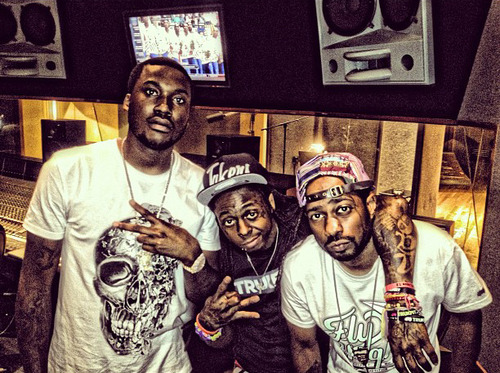 New Music | Lil Wayne Feat. Meek Mill - I'm Good (Terrorists)