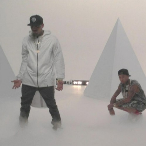 On The Set: Tyga – 'For The Road' (Feat. Chris Brown)