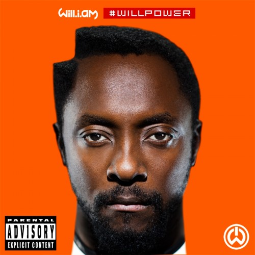 will.i.am – #willpower | Album Cover