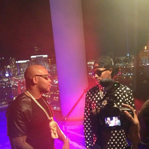 On The Sets: Flo Rida – 'Tell Me When You Ready' (Feat. Future)
