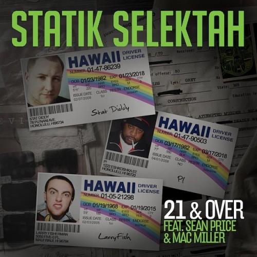 New Music | Statik Selektah – '21 & Over' (Feat. Mac Miller & Sean Price)