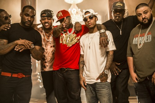 On The Set: Rich Gang – 'Tapout'