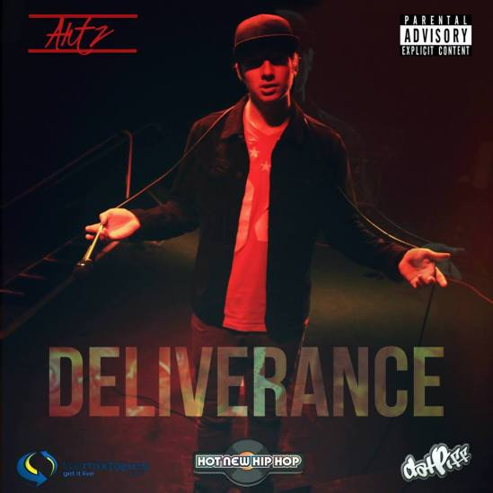 Artz - Deliverance | Mixtape Cover