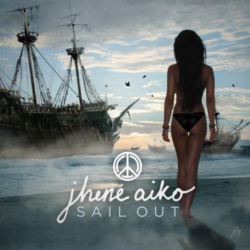 Jhené Aiko – 'SAIL OUT EP' (Artwork & Track List)